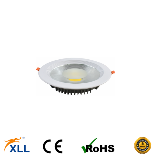XLL 7W 10W 15W 30W DL005 LED COB DOWNLIGHT