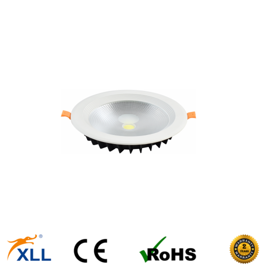 XLL 7W 15W 30W DL004 LED COB DOWNLIGHT