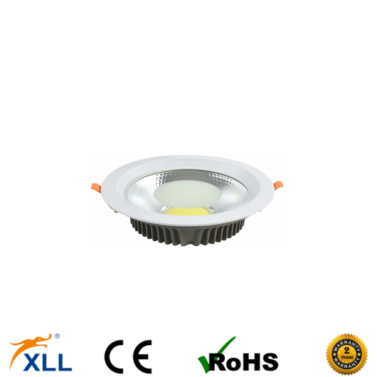 XLL 15W 20W 30W DL003 LED COB DOWNLIGHT