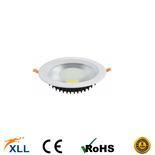 XLL 7W 10W 15W 20W 30W DL002 COB LED DOWNLIGHT