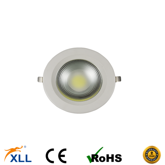 XLL 7W 10W 15W 20W 30W DL001 COB LED DOWNLIGHT