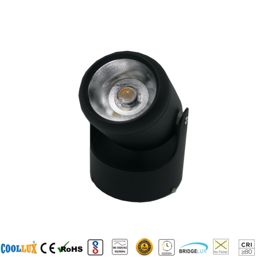 COOLLUX 7W DL031 COB LED MOUNTED SPOTLIGHT