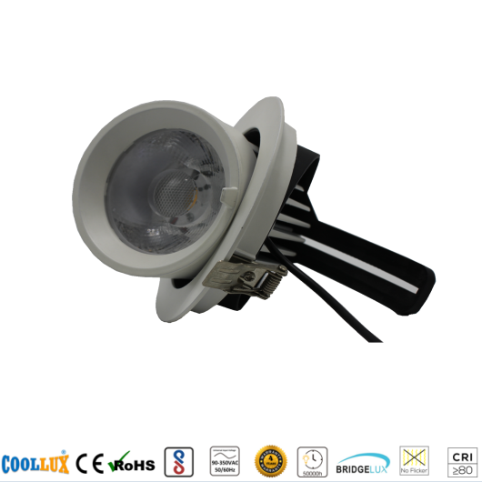 COOLLUX 24W 36W DL022 LED ROUND TRUNK DOWNLIGHT