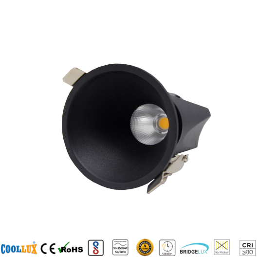 COOLLUX 12W DL020 DL021 COB LED CEILING LIGHT