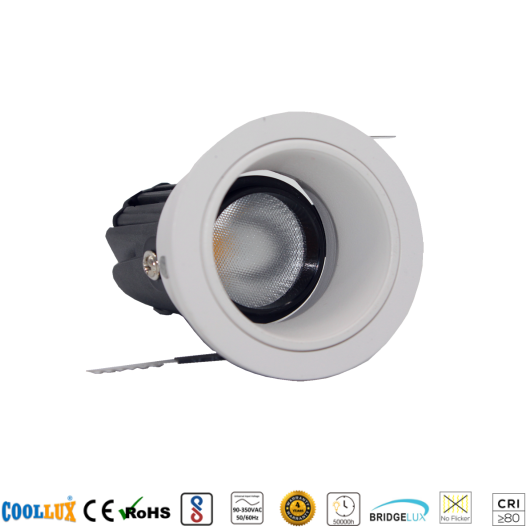 COOLLUX 7W 12W 18W DL019 COB SPOT LIGHT