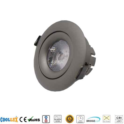 COOLLUX 7W DL017 SMALL SPOT LIGHT