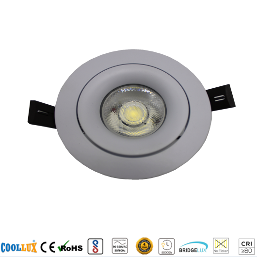 COOLLUX 7W 12W 24W 30W DL015 DIAMOND SPOT LIGHT