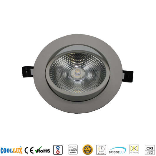 COOLLUX 7W 12W 18W DL014 COB CEILING SPOT LIGHT