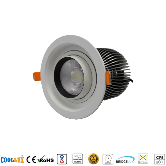 COOLLUX 12W 24W 30W DL013 COW EYE SPOT LIGHT