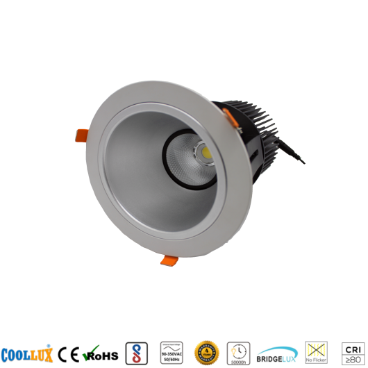 COOLLUX 30W 50W DL011 COB WALL WASHER SPOT LIGHT