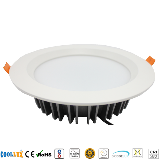 COOLLUX 9W 15W 18W 24W 40W DL004 SMD DOWNLIGHT