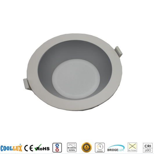 COOLLUX 7W 12W 18W 24W 36W DL003 SMD LED DOWNLIGHT