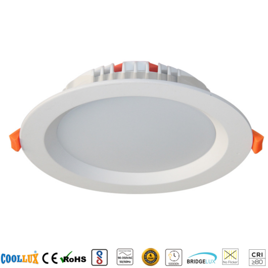 COOLLUX 12W 18W 24W 36W DL002 SMD LED DOWNLIGHT